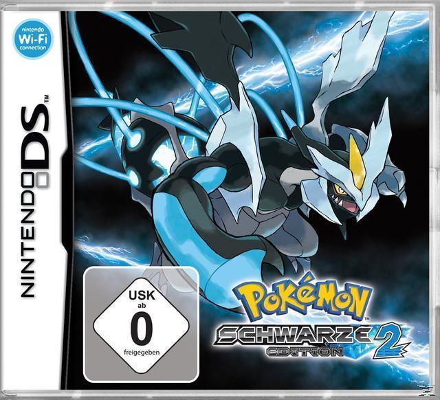 Pokemon Schwarze Edition 2 (Software Pyramide) (Nintendo DS) für 20,00 Euro