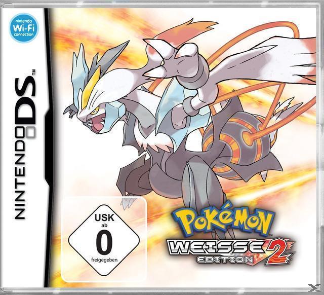 Pokemon Weisse Edition 2 (Software Pyramide) (Nintendo DS) für 20,00 Euro