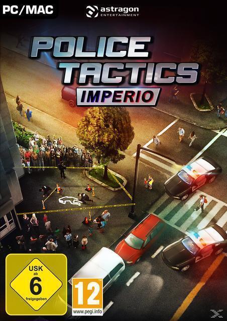 Police Tactics: Imperio (PC) für 24,99 Euro