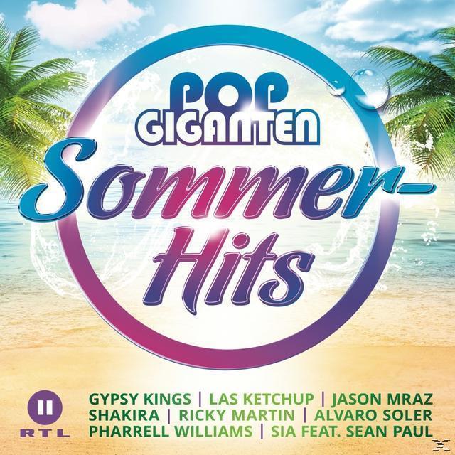 Pop Giganten Sommer-Hits (VARIOUS) für 21,99 Euro