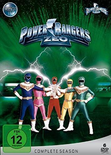 Power Rangers - ZEO: Complete Season (DVD) für 18,99 Euro