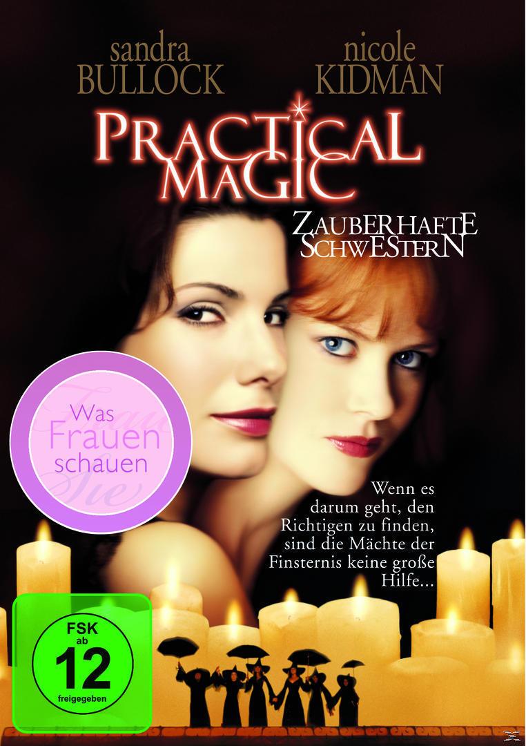Practical Magic - Zauberhafte Schwestern (DVD) für 7,99 Euro