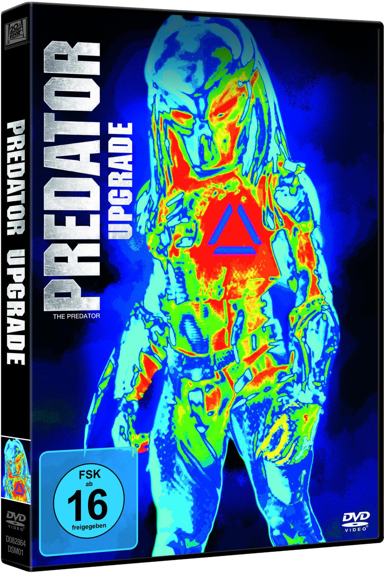 Predator-Upgrade (DVD) für 8,99 Euro