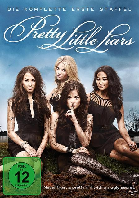 Pretty Little Liars - Staffel 1 DVD-Box (DVD) für 12,99 Euro