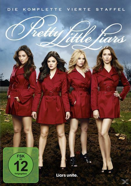 Pretty Little Liars - Staffel 4 (DVD) für 12,99 Euro