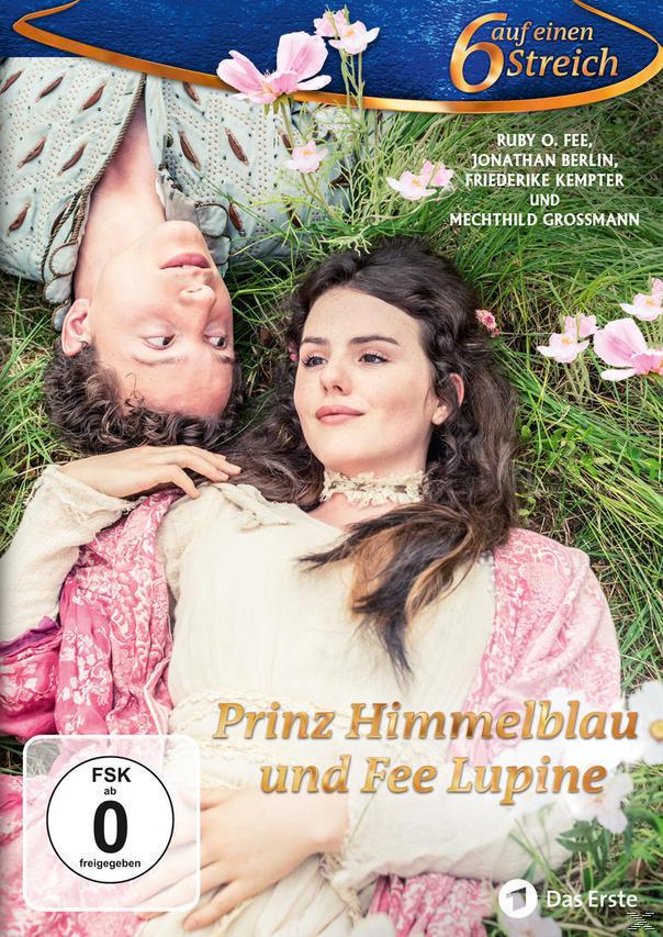 Prinz Himmelblau und Fee Lupine (DVD) für 7,99 Euro