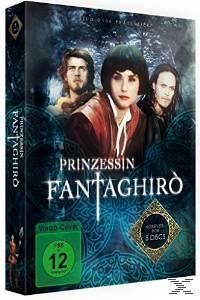 Prinzessin Fantaghiro - Die komplette Serie DVD-Box (DVD) für 24,99 Euro