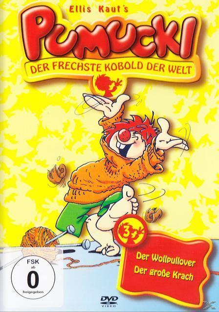 Pumuckl 3: Der Wollpullover / Der große Krach (DVD) für 7,99 Euro