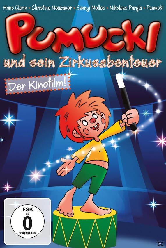 Pumuckl und sein Zirkusabenteuer (DVD) für 7,79 Euro