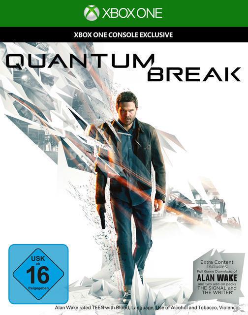 Quantum Break (Xbox One) für 49,99 Euro