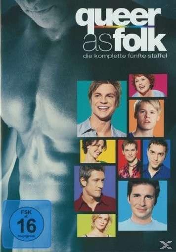 Queer as Folk - Staffel 5 (DVD) für 19,49 Euro
