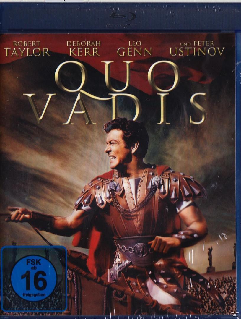 Quo Vadis (BLU-RAY) für 7,99 Euro