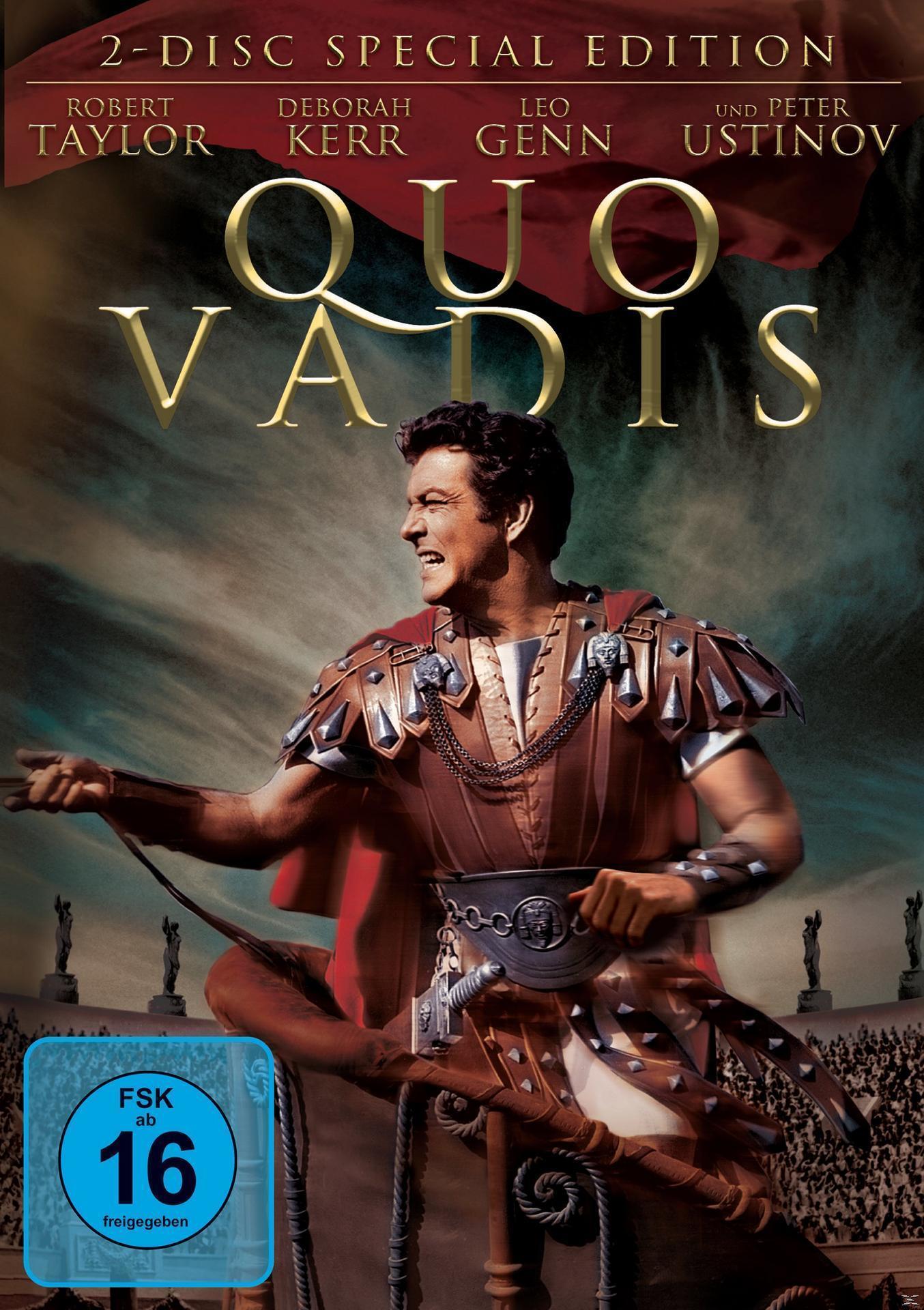 Quo Vadis Special Edition (DVD) für 7,99 Euro