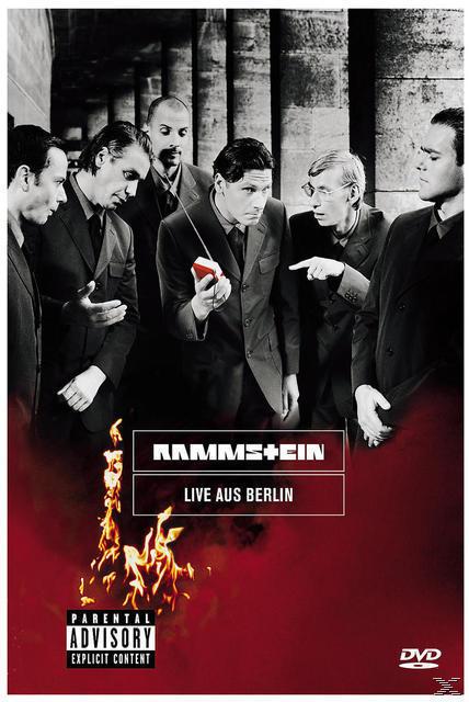 Rammstein - Live Aus Berlin (Rammstein) für 23,99 Euro