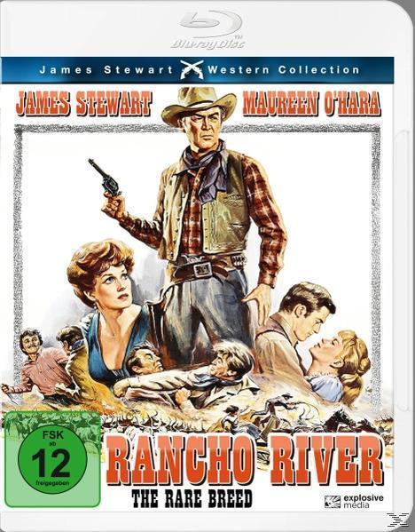 Rancho River (BLU-RAY) für 17,99 Euro