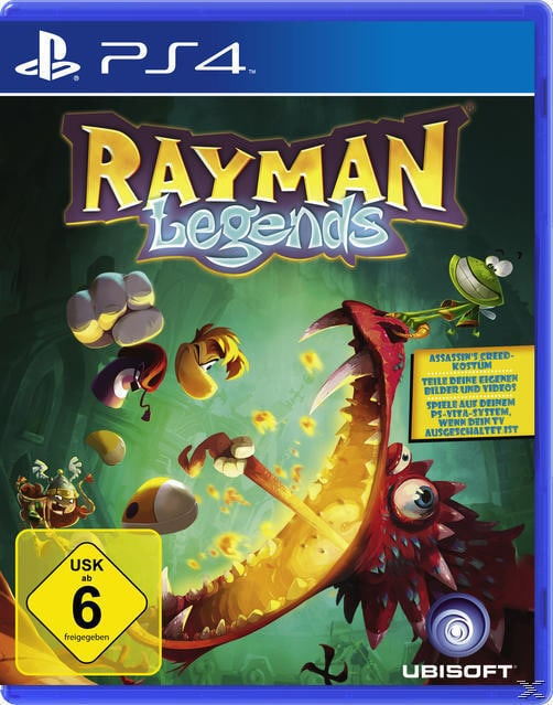 Rayman Legends (Software Pyramide) (PlayStation 4) für 25,00 Euro