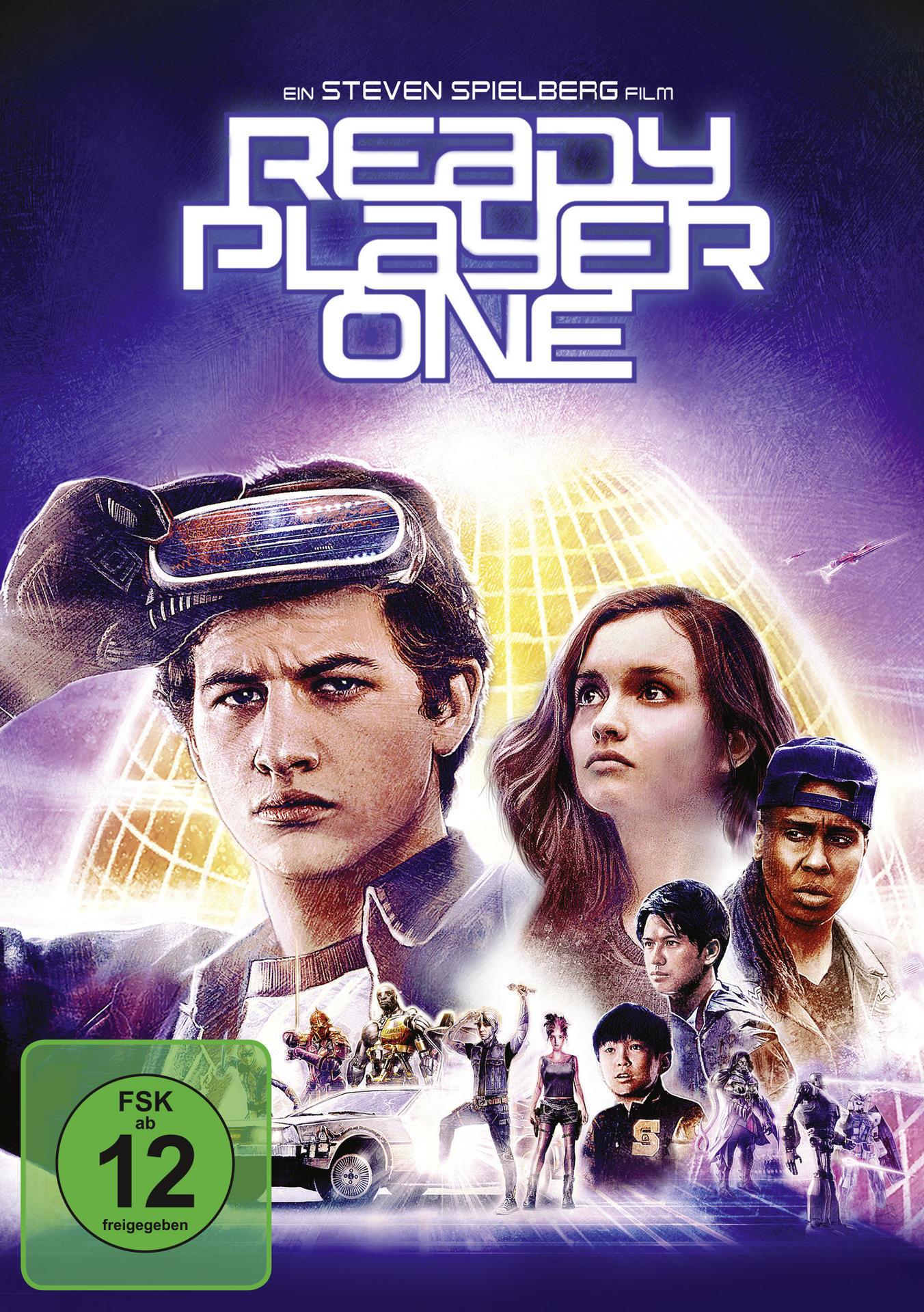 Ready Player One (DVD) für 15,99 Euro