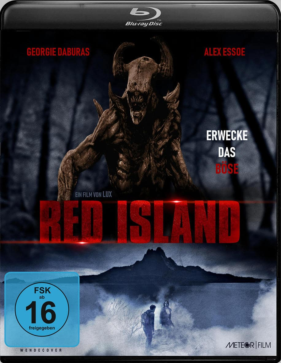 Red Island (BLU-RAY) für 9,99 Euro