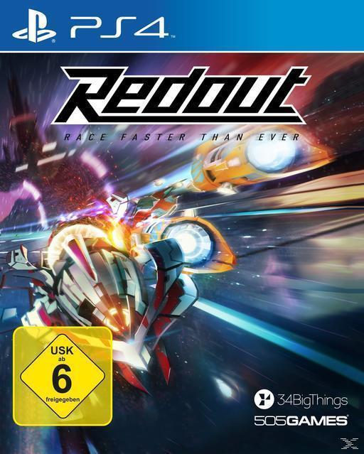 Redout - Lightspeed Edition (PlayStation 4) für 19,99 Euro