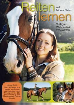 Reiten lernen mit Nicola Ströh (DVD) für 6,99 Euro