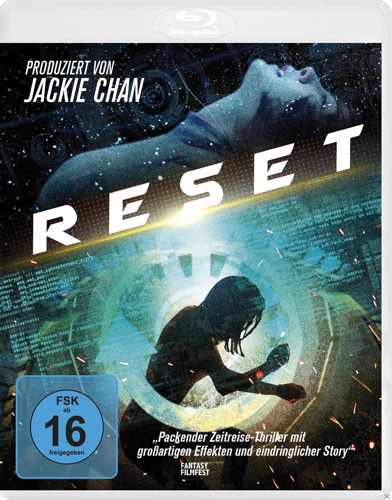 Reset (BLU-RAY) für 12,99 Euro