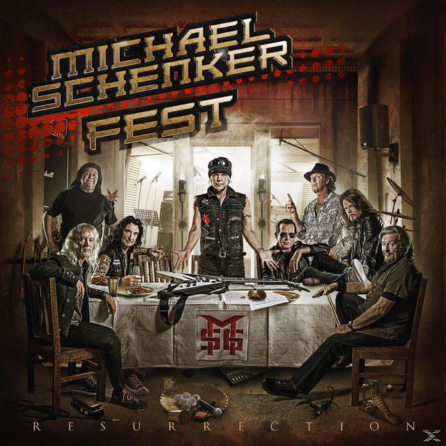 Resurrection (Michael Schenker Fest) für 6,49 Euro