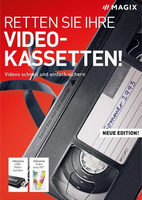 Retten Sie Ihre Videokassetten! (PC) für 49,99 Euro
