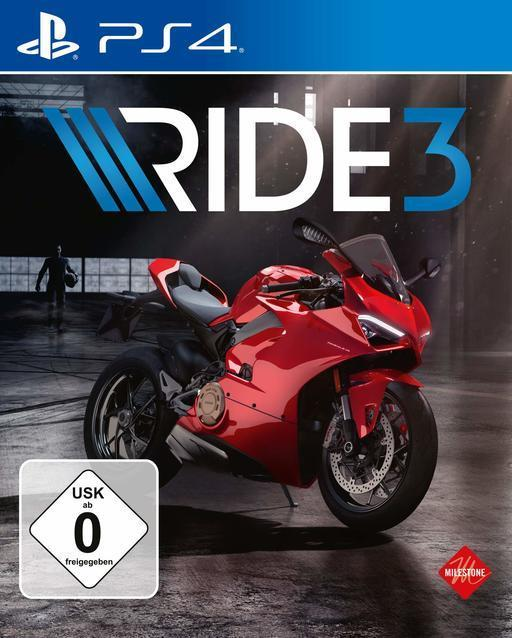 RIDE 3 (PlayStation 4) für 62,99 Euro