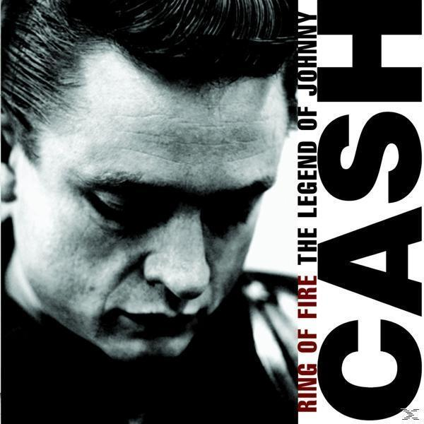 Ring Of Fire: The Legend Of Johnny Cash (Johnny Cash) für 9,49 Euro