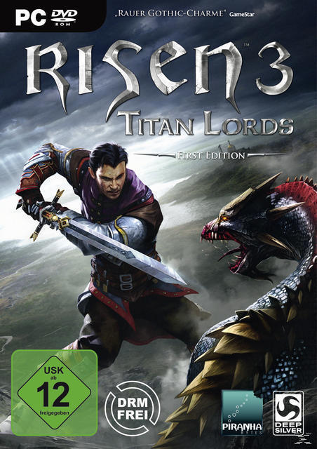 Risen 3: Titan Lords First Edition (PC) für 49,99 Euro