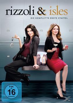 Rizzoli & Isles - Die komplette erste Staffel DVD-Box (DVD) für 14,99 Euro