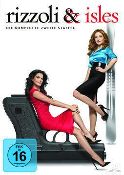 Rizzoli & Isles - Die komplette zweite Staffel (DVD) für 9,99 Euro