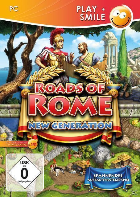 Roads of Rome: New Generation (PC) für 9,99 Euro
