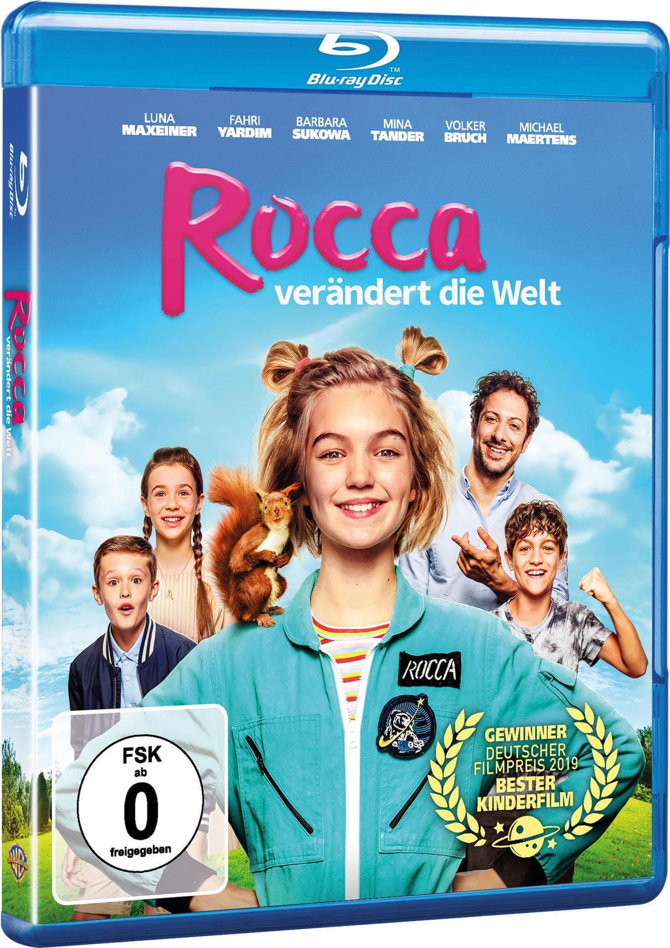 Rocca verändert die Welt (BLU-RAY) für 8,99 Euro
