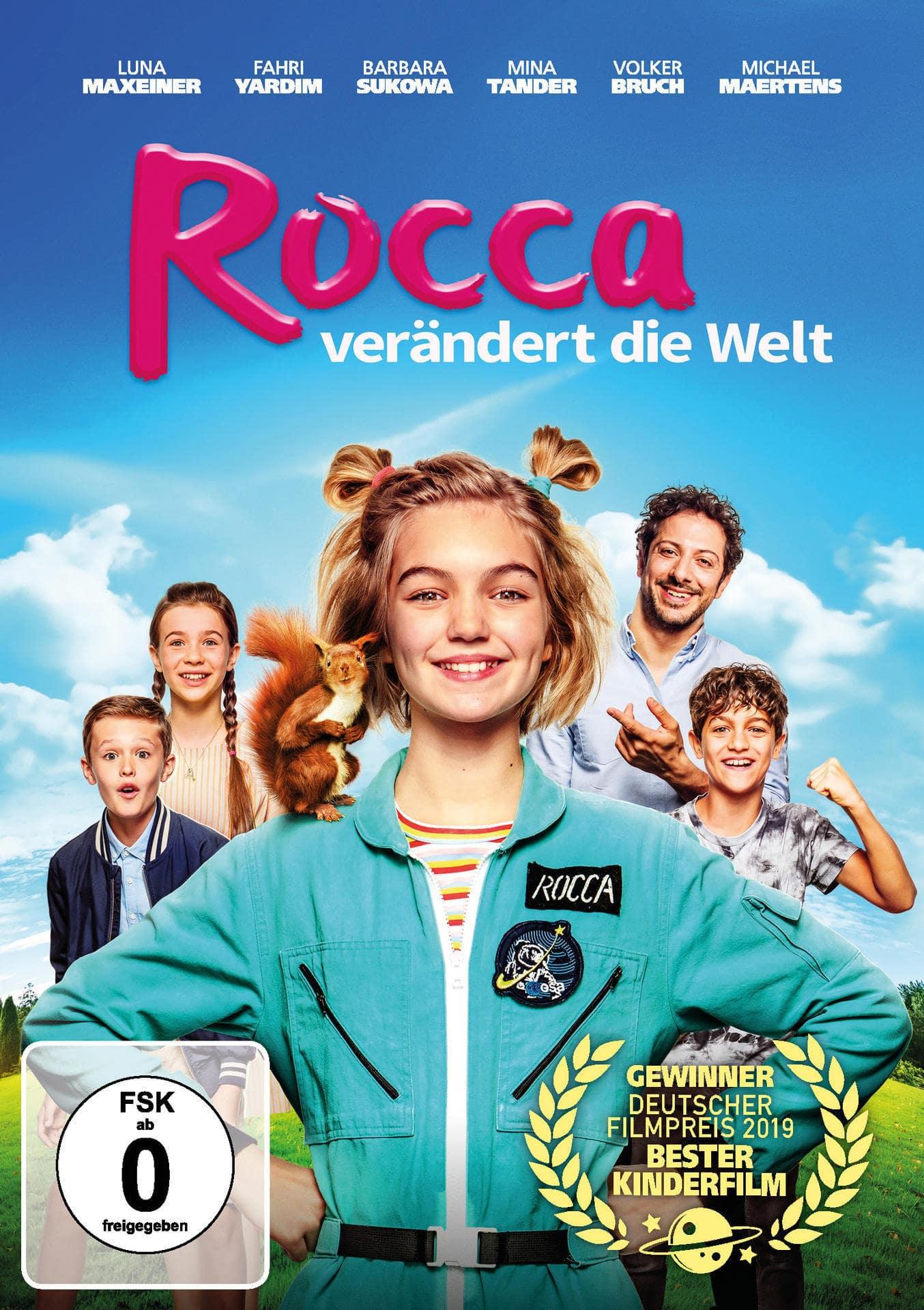 Rocca verändert die Welt (DVD) für 13,99 Euro