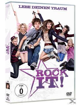 Rock It! (DVD) für 7,99 Euro