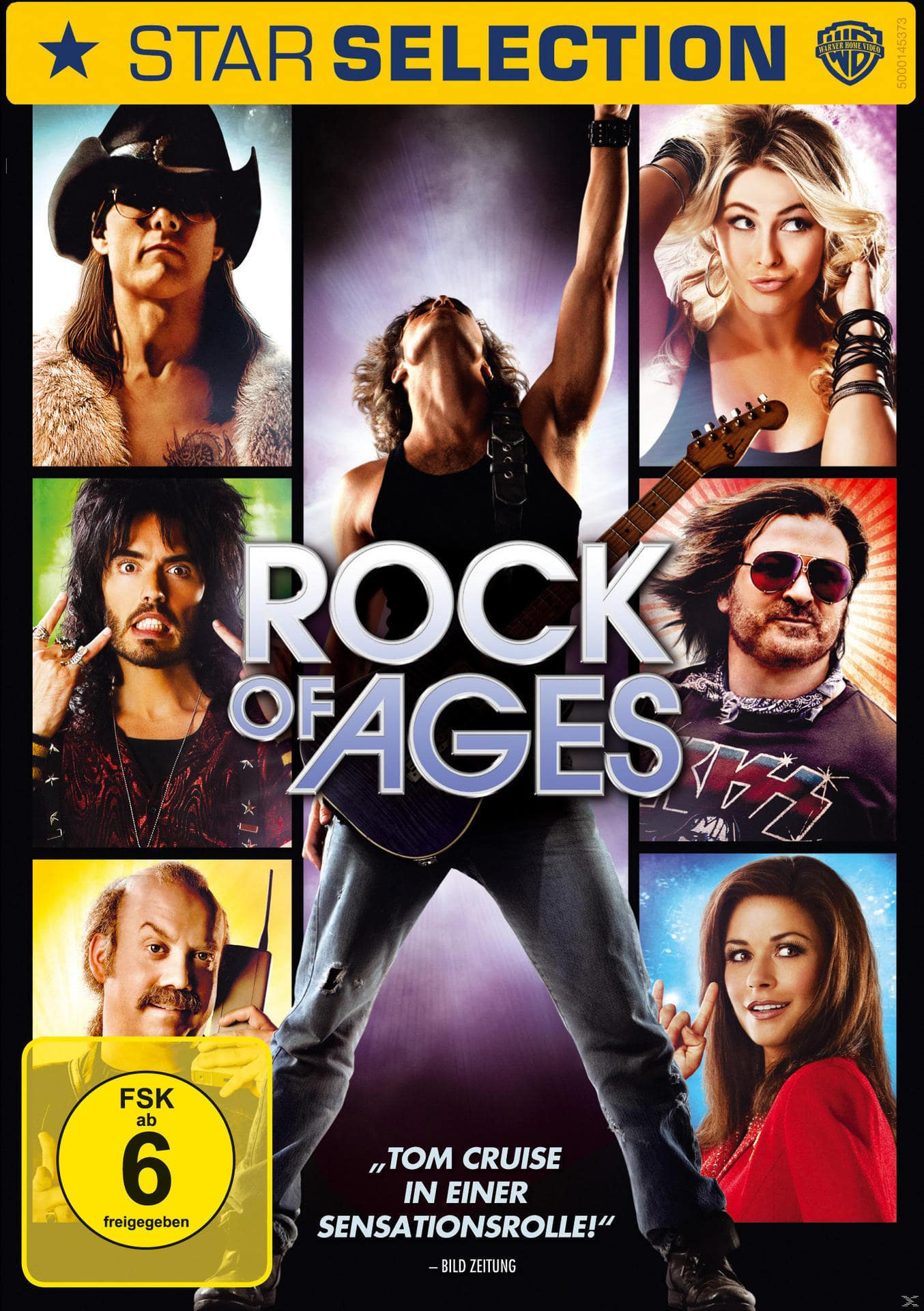 Rock of Ages Star Selection (DVD) für 9,99 Euro