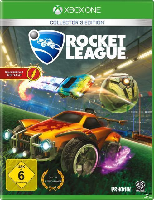 Rocket League - Collector's Edition (Xbox One) für 29,99 Euro