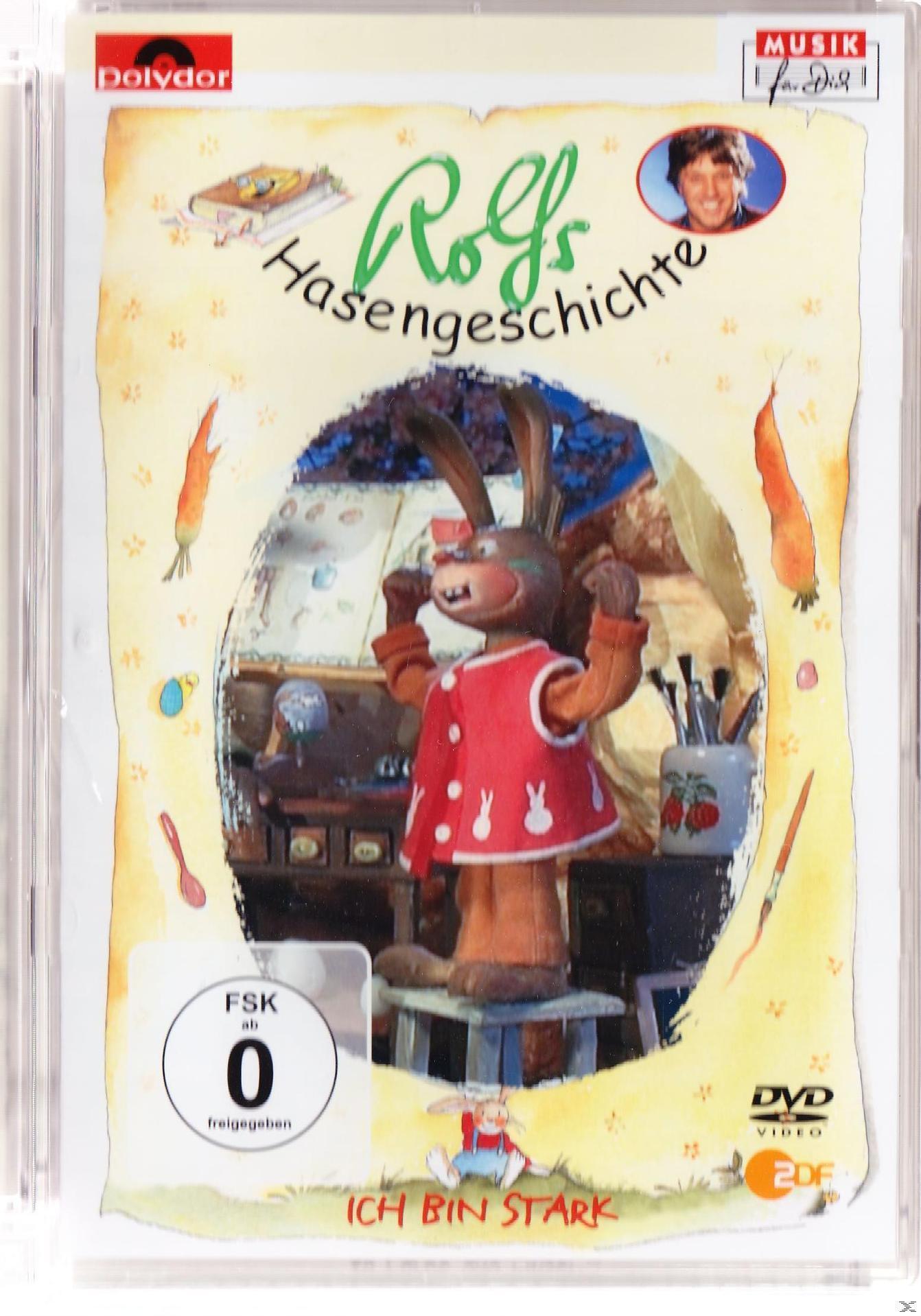 Rolf Zuckowski - Rolfs Hasengeschichte (DVD) für 14,99 Euro