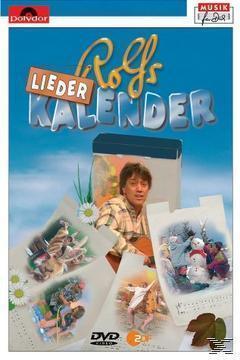Rolf Zuckowski - Rolfs Liederkalender (DVD) für 14,99 Euro