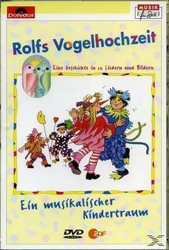Rolf Zuckowski - Rolfs Vogelhochzeit (DVD) für 14,99 Euro