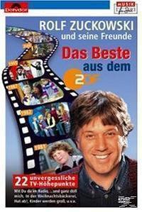 Rolf Zuckowski und seine Freunde - Das Beste aus dem ZDF (DVD) für 14,99 Euro