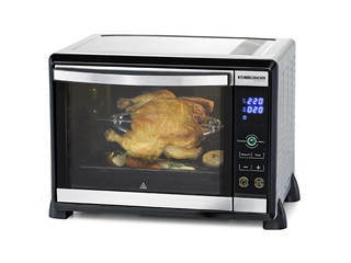 Rommelsbacher BGE 1580/E Back & Grill Ofen 30l 80-230°C für 187,99 Euro