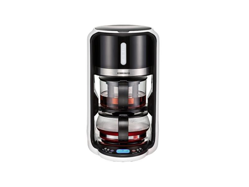 Rommelsbacher TA 1200 Teeautomat 80/85/90/100°C LCD-Anzeige für 109,99 Euro