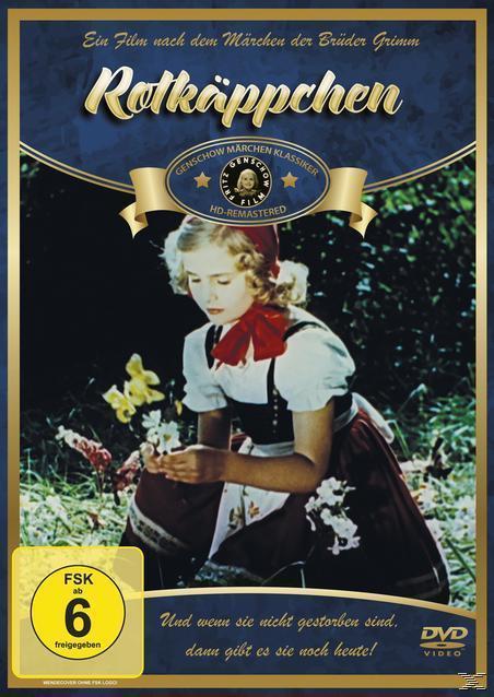 Rotkäppchen Remastered (DVD) für 7,99 Euro