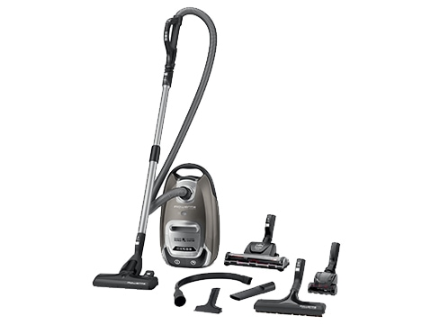 Rowenta Silence Force Total Care Pro RO6486EA Bodenstaubsauger 750W 4,5l 11m für 299,00 Euro