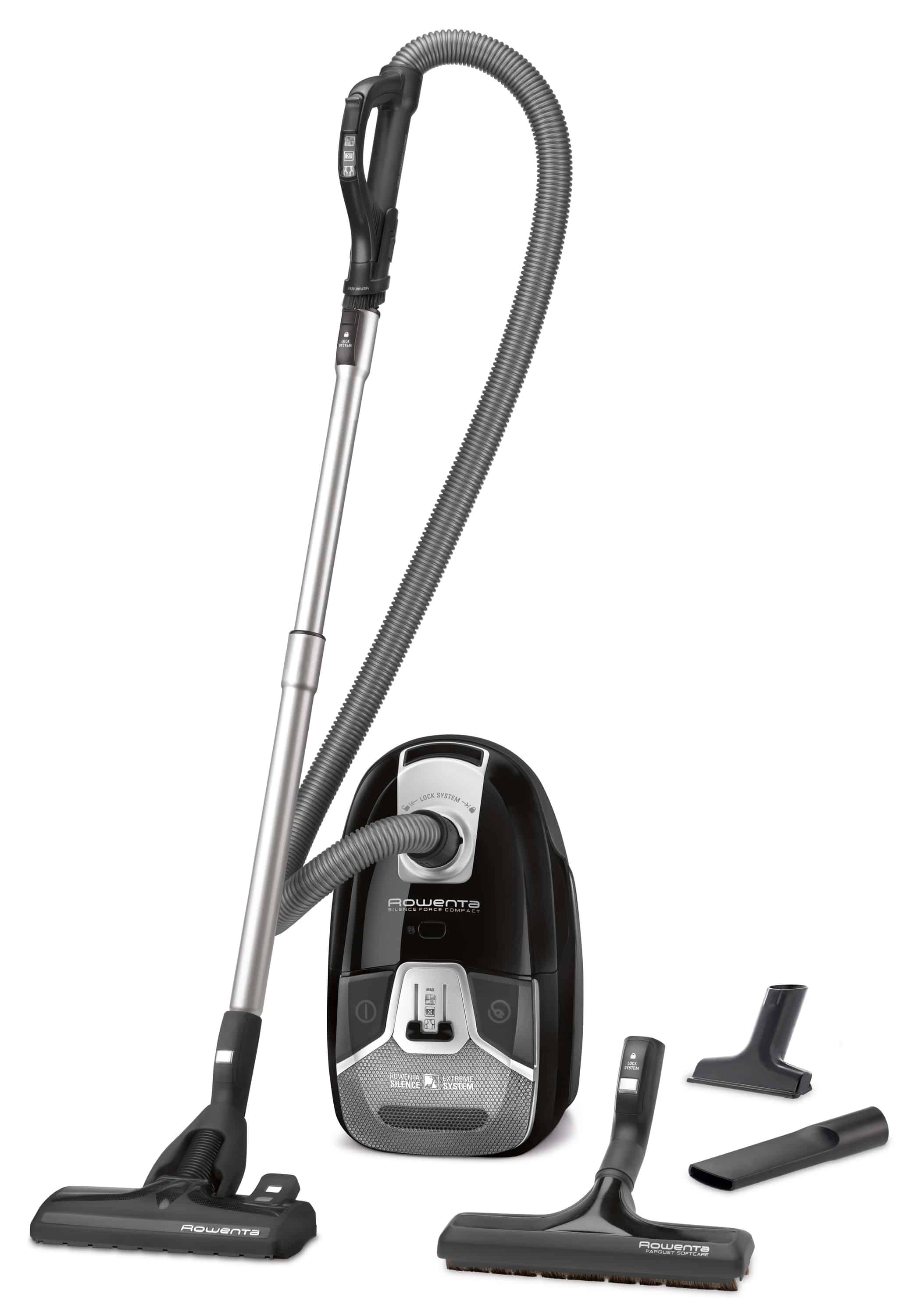 Rowenta RO 6355 EA EX Silence Force Compact Bodensauger A inkl. 50 Monate Garantie für 179,00 Euro