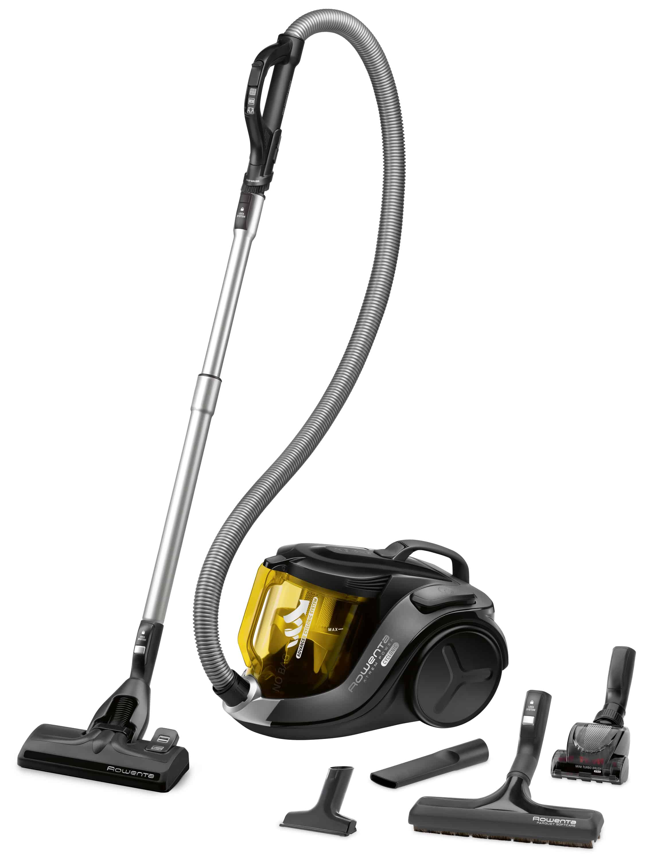Rowenta X-Trem Power Cyclonic Animal Care RO6984EA Bodenstaubsauger A beutellos für 229,99 Euro