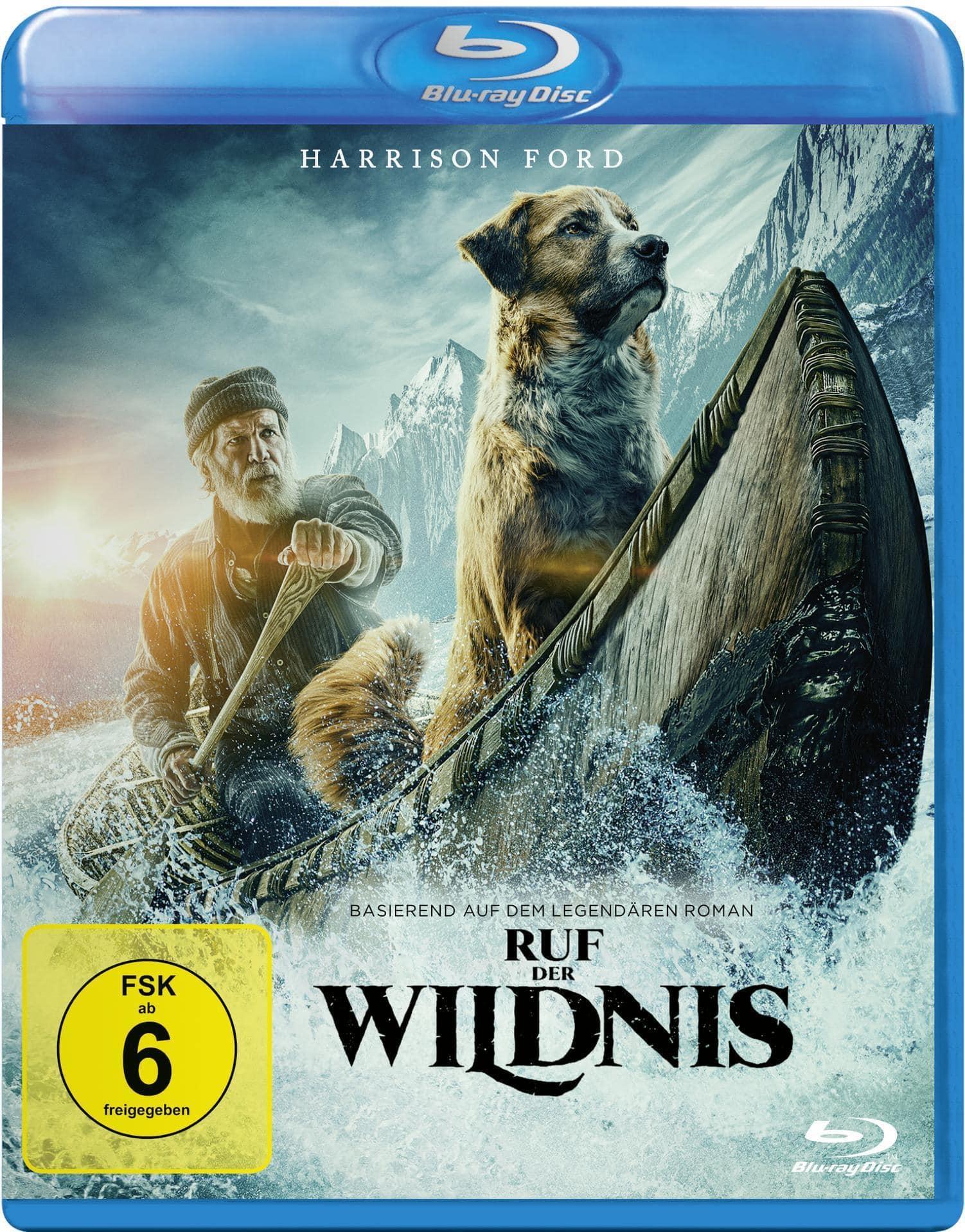 Ruf der Wildnis (BLU-RAY) für 15,99 Euro