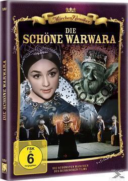 Russische Märchenklassiker: Die schöne Warwara (DVD) für 7,99 Euro